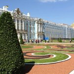 Catherine Palace - Czar's Village