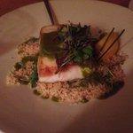 Halibut with Quinoa