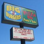 Big J's Burgers