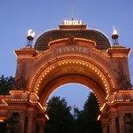 "Puerta Principal ""TIVOLI"""