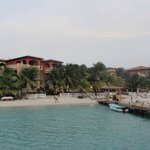 Infinity Bay Resort  Roatan BayIisland Honduras