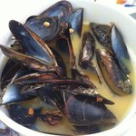 Filthy mussels