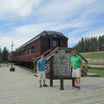 The Old Railroad Car