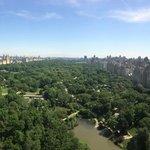 Vista panoramica do 36º andar