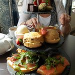 Afternoon Tea at The Mullion Cove Hotel