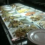 insalate buffet