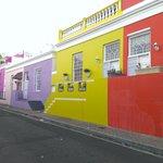 Bo Kaap Area