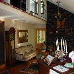 Living Room & Private Inner balcony