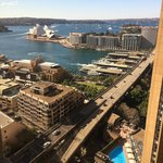 20th floor opera house/city view room