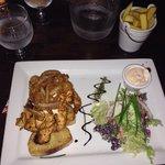 Chicken ciabatta