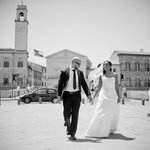 Our Wedding Day in Pisa