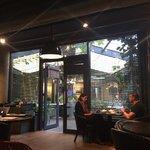 lounge / atrium