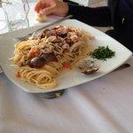 """Spaghetti alla """"Cristobal""""..!!"""