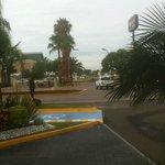 View from City Express Drive, Irapuato Guanajuato
