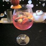 Gin infusion