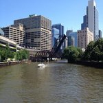 The North Branch of the Chicago River