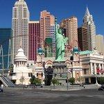 New York New York Hotel Las Vegas, NV