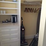 FANTASTIC closet!
