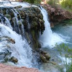 New Navajo Falls - the best for swimming