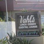 Photo de Vahl's Restaurant & Cocktail