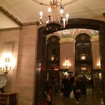 The Grand Lobby where you check in :)