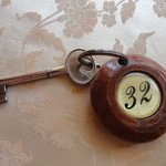 Room Key - Old style - very nice