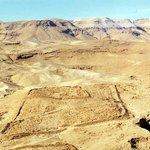 Remains of a Roman encampment