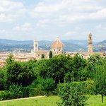 Florence view. Picnic perfect!