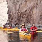 Kayak Black Canyon Tour - Your next Las Vegas outdoor adventure! professionally guided kayak tou
