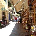 Many shops