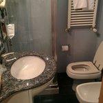 Il mini bagno