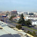 Downtown Bakersfield from The Marriott concierge level