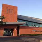 Bakersfield Amtrak Station - Located Next To Bakersfield Marriott