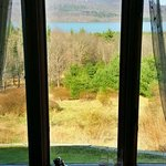 Meadow Suite view towards meadow