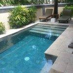 Private Pool in Villa
