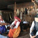 Música tradicional sueca en Skansen - cometeelmundo.net