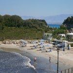 Jedna z pobliskich plaż