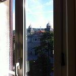 Η θέα απο το δωμάτιο Ν 5