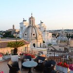 Pace Helvezia.It's all about the roof terrace!