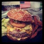 Burger de la mort USA