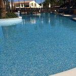 View at the big pool