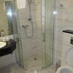 Wonderful shower room