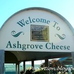 Welcome to Ashgrove Cheese!