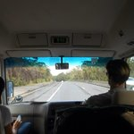Our drivers to Jervis Bay (1st week of February 2014)