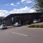 Frankie and Bennys Restaurant on the Loom Retail Park,Leigh