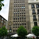 Hotel Opera, Madrid.