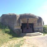 Bunker con cannone in ottime condizioni!