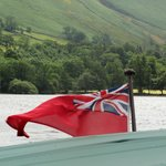 Windy day on Ullswater