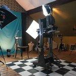 Ambrotype studio
