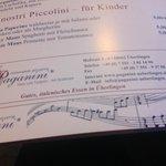 Ristorante Paganini am Festspielhaus Foto
